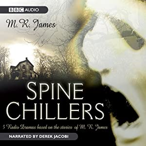 Spine Chillers Hörbuch
