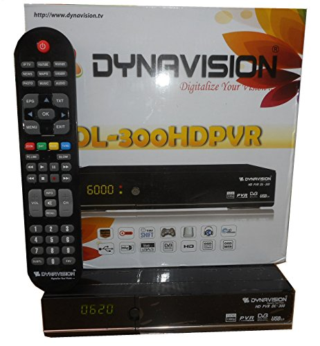 Dynavision dl-300HD PVR, REDLINE REDROID 365, RED 360 RED360 7line IPTV BOX  12 Months Run time INCLUDED THE PRICE, OVER 3000 CHANNLES No Buffering