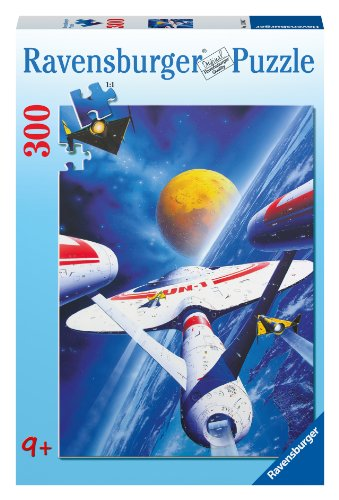 Space Voyage 300 Piece Puzzle Space Voyage Jigsaw