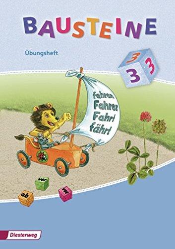 BAUSTEINE Sprachbuch - Allgemeine Ausgabe und Ausgabe Baden-Württemberg 2008: Übungsheft 3