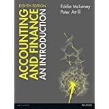 Accounting and Finance: An Introduction 8th edition (8th Edition)