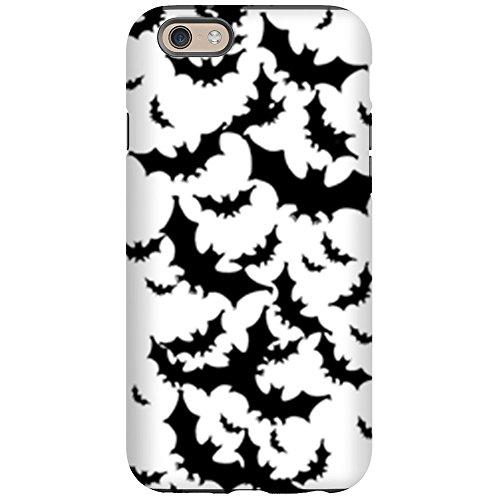 CafePress - Bats-Lots_Y.Png iPhone 6 Tough Case - iPhone 6/6s Phone Case, Tough Phone Shell]()
