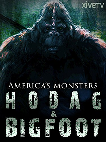America's Monsters: Hodag and Bigfoot