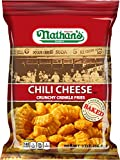 chili fries chips - Nathans Crinkle Cut Chili Cheese Fry, 2 Ounce -- 6 per case.