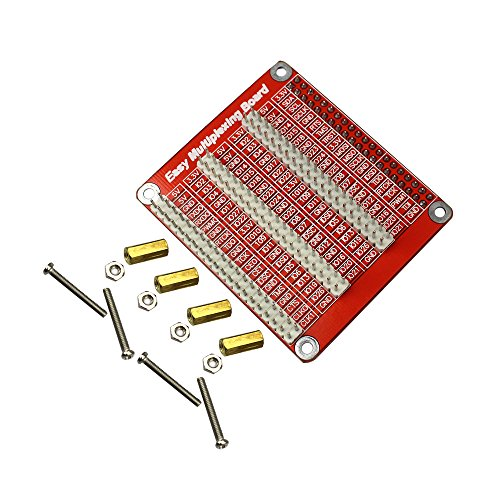 Multiplex Expansion Module - NJPOWER Raspberry PI B+Triple GPIO Multiplexing Expansion Board Multiplex Extend Module Multiplex Plate