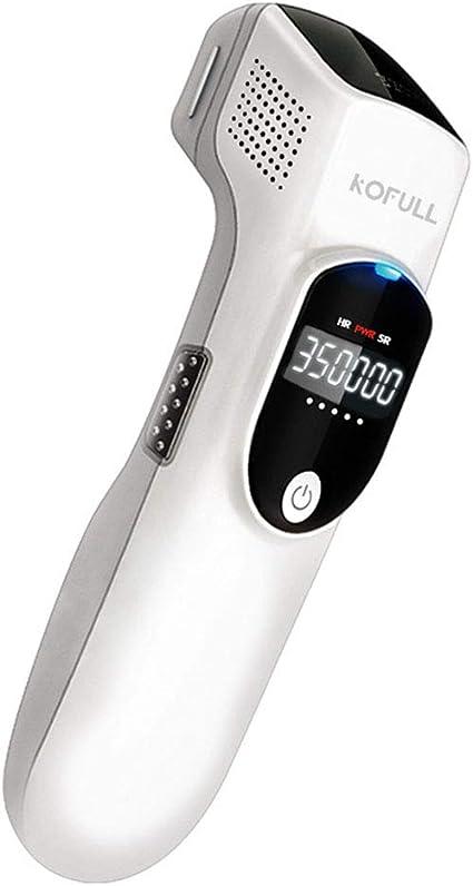 Dispositivo de depilación depiladora eléctrica afeitadora, 400.000 ...