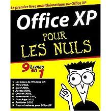 OFFICE XP 9 EN 1 POUR LES NULS