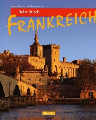 Bildband Reise durch Frankreich