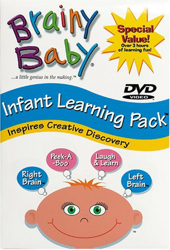 - Brainy Baby: Infant Learning Pack