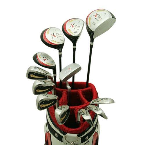 クーガー X7IM-CBX001 メンズ17点ゴルフクラブセット【右用】 B005WR1HZI