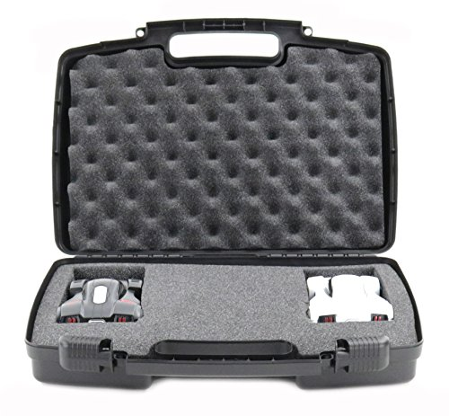 Life Made Better Storage Organizer - Compatible with WowWee Robotic Enhanced Vehicles (R.E.V) - Durable Carrying Case - (Enhanced Key Telephone)
