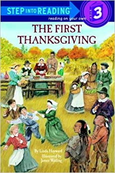 Book The First Thanksgiving (Step-Into-Reading, Step 3)