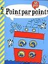 Mon Grand Livre de Jeux : Point par Point ! - Dès 7 ans par Caillou