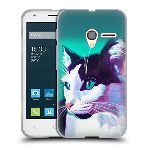 official-dawgart-kitty-cats-soft-gel-case-for-alcatel-pixi-3-4