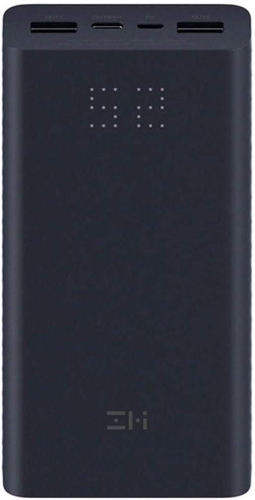 ZMI Power Bank Aura 20000mAh QB822 con Power Delivery Quick Charge 3.0 y pantalla LED
