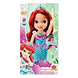 Little Mermaid Vanity Disney Princess Sing and Shimmer Toddler Doll - Ariel