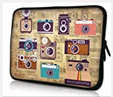Cartoon Camera 13'' 13.3'' inch Notebook Laptop Case Sleeve Carrying bag for Apple Macbook pro 13 Air 13/ Samsung 900X3 530 535U3/Dell XPS 13 Vostro 3360 inspiron 13/ ASUS UX32 UX31 U36 X35 /SONY SD4 13/ ACER 13/ThinkPad X1 L330 E330
