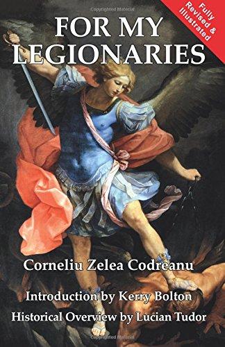 For My Legionaries [Corneliu Zelea Codreanu] (Tapa Blanda)