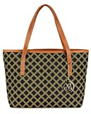Best Leather Tote Bags - Micom Casual Signature Printing Pu Leather Tote Shoulder Review