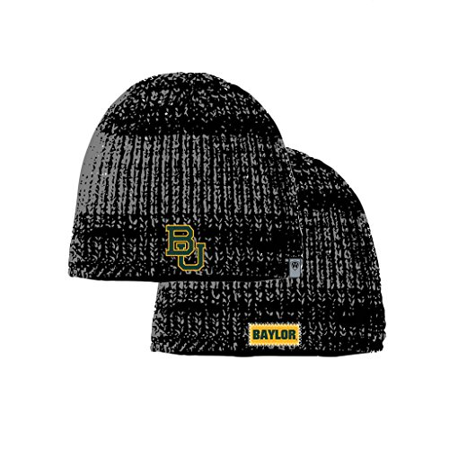 Baylor Bears Official NCAA Leeward Uncuffed Knit Beanie Stocking Hat Cap 266392