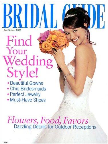 bridal guide amazoncom magazines