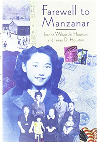farewell to manzanar jeanne wakatsuki houston james d houston  farewell to manzanar jeanne wakatsuki houston james d houston   amazoncom books