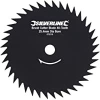 Silverline 675319 - Disco para desbrozadora de 40