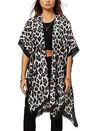 Conceited De la Mujer Cover Up Emrboidered Verano Kimono Boho Estilo-12Prints-por Arrogante