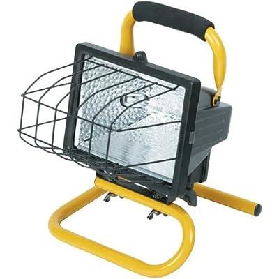 Halogen Portable Work Light - L-18-500W Portable Worklite