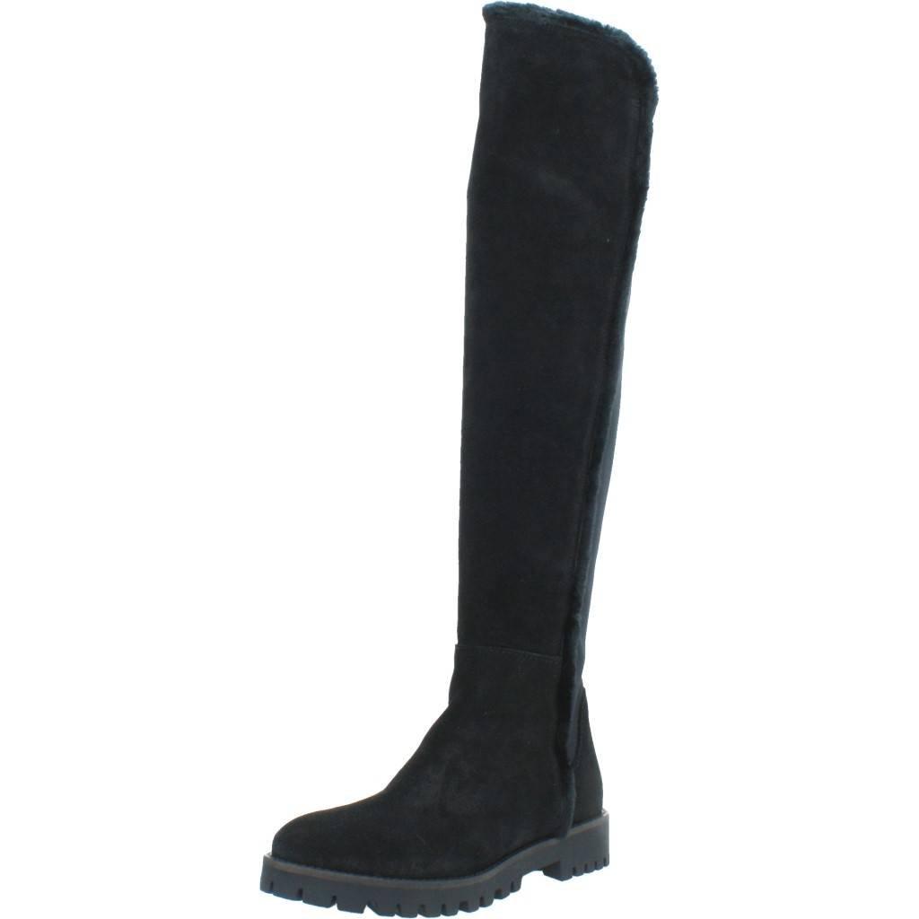 ALPE Stiefel Damen, Farbe Schwarz, Marke, Modell Stiefel Damen 3484 11 Schwarz
