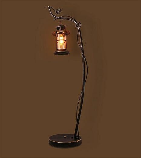 H&M Lámparas de pie Lectura Torchiere lámpara de pie Salón ...