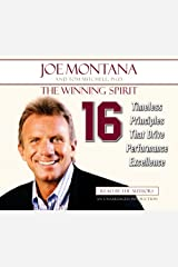 The Winning Spirit: Sixteen Timeless Principles That Drive Performance Excellence Audio CD