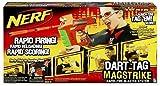 Hasbro Nerf Dart Tag Mag Strike Red
