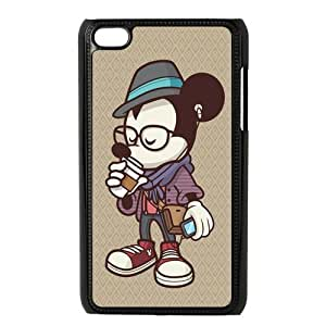 Mickey Mouse, Plastic Cover Case Shell For ipod Touch 4 4th 4g, Gifts, iphone Accessories by Maris's Diary