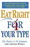 Book Cover for Eat Right 4 Your Type