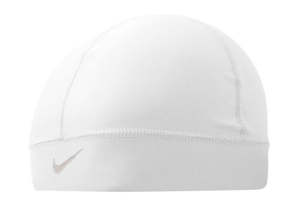 the latest 32b63 ec44c Amazon.com  Nike Pro Combat Skull Cap (Black White, Osfm)  Sports   Outdoors
