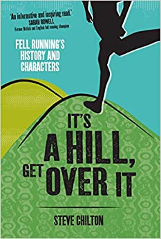 Book It's a Hill, Get Over It