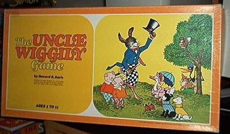 uncle wiggily board game - 5
