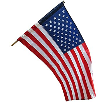 Amazon Com American Flag 100 Made In Usa Flags This