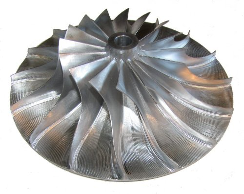 928 Motorsports Vortech S and Sc-trim High-Performance Impeller CW Rotation ()
