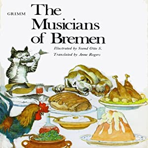 The Musicians of Bremen Audiobook