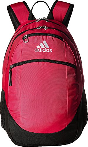 adidas Unisex Striker II Team Backpack, Shock Pink/Black/White, One Size