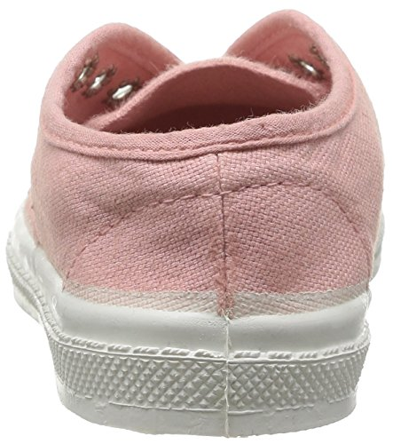 Bensimon Tennis Elly - Primeros Pasos de canvas Bebé - unisex Rosa - Rose (Rose Ballerine 442)