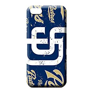 iphone 6plus 6p Heavy-duty High-definition New Fashion Cases mobile phone skins san diego padres mlb baseball