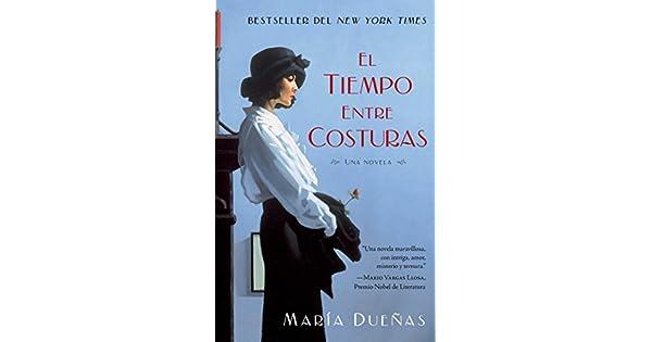 Amazon.com: El tiempo entre costuras: Una novela (Atria ...