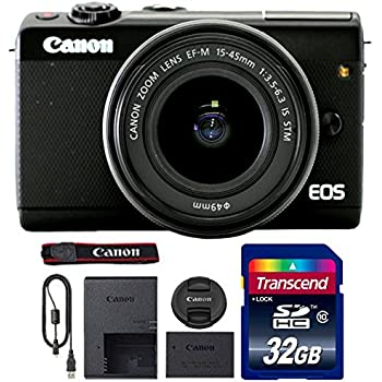 Amazon.com: Canon EOS M100 Cámara digital sin espejo con ...
