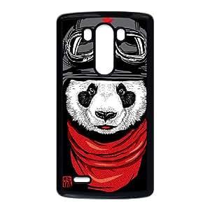 LG G3 Cell Phone Case Black The Happy Adventurer miyr