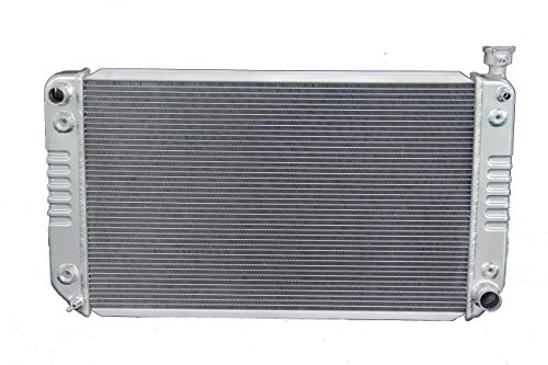 (KKS622 3 Rows Aluminum Radiator For 88-99 Chevy Truck 1500 5.0L 5.7L)
