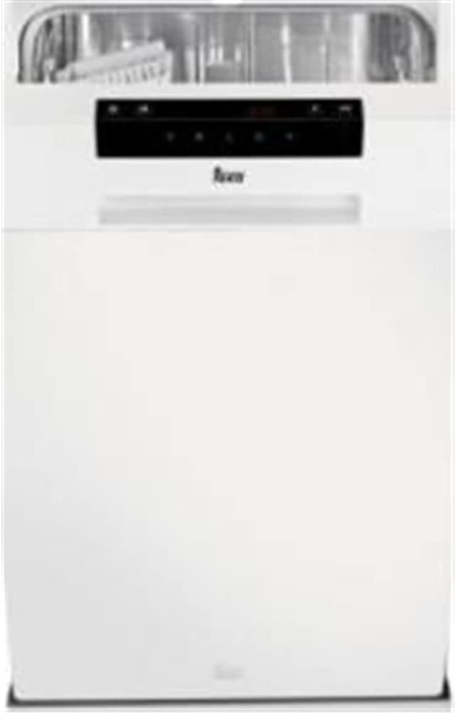 Teka - Lavavajillas A++ de 45 cm para 10 cubiertos y 8 programas de lavado - Blanco - 84.5 x 44.8 x 61