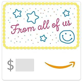 Amazon eGift Card - From all of us (B01N0Q61MV) | Amazon price tracker / tracking, Amazon price history charts, Amazon price watches, Amazon price drop alerts